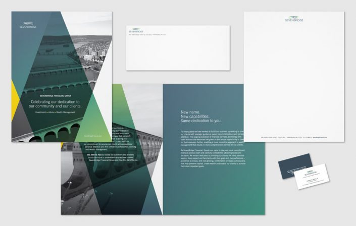 SevenBridge Financial print materials